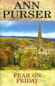 Cover of: Fear on Friday (Lois Meade Mysteries) | Ann Purser