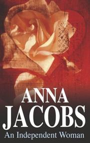 Cover of: An Independent Woman | Anna Jacobs