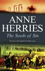 Cover of: The seeds of sin | Anne Herries