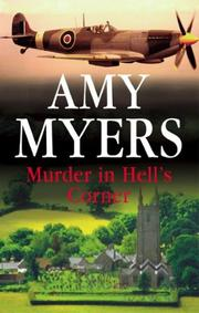 Cover of: Murder in Hell's Corner (Peter and Georgia Marsh Mysteries)