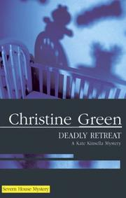 Cover of: Deadly Retreat (Kate Kinsella Mysteries)
