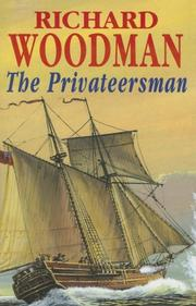 Cover of: The Privateersman | Richard Woodman