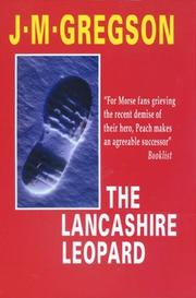 Cover of: The Lancashire Leopard