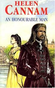 Cover of: An Honourable Man | Helen Cannam