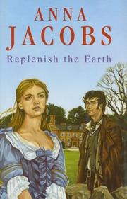 Cover of: Replenish the Earth