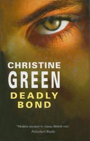 Cover of: Deadly Bond