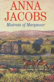 Cover of: Mistress of Marymoor