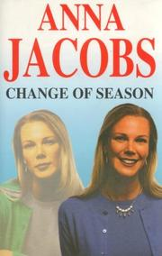 Cover of: Change of Season