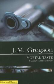 Cover of: Mortal Taste