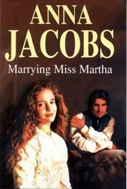 Cover of: Marrying Miss Martha