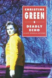 Cover of: Deadly Echo
