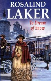 Cover of: To Dream of Snow