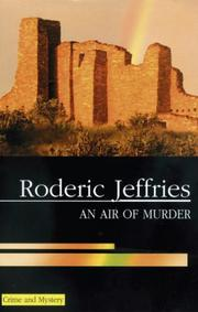Cover of: An Air of Murder | Roderic Jeffries