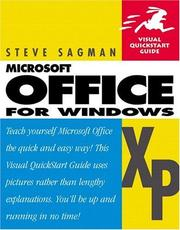 Cover of: Microsoft Office XP for Windows