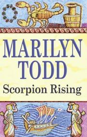 Cover of: Scorpion Rising (Claudia)