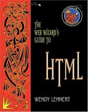 Cover of: Web Wizard