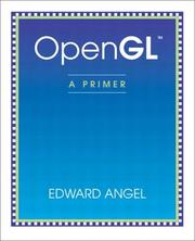 Cover of: OpenGL 1.2