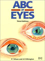 Cover of: ABC of Eyes | Khaw