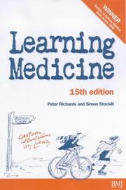 Cover of: Learning Medicine | Peter Richards