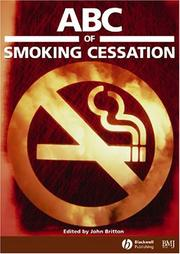 Cover of: ABC of Smoking Cessation (ABC) | John Britton