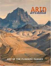 Cover of: Arid Arcadia | Alisa Bunbury