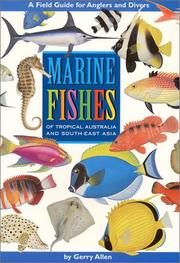 Cover of: Marine fishes of tropical Australia and South-East Asia