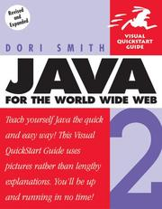 Cover of: Java 2 for the World Wide Web