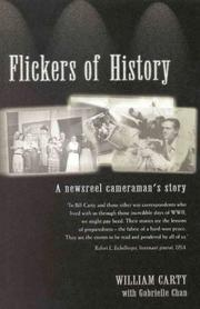 Cover of: Flickers of history