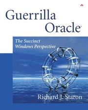 Cover of: Guerrilla Oracle