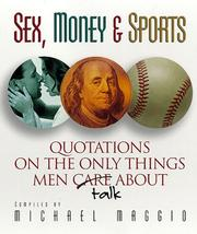 Cover of: Sex, money, & sports |