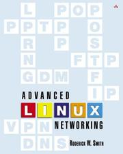 Cover of: Advanced Linux Networking