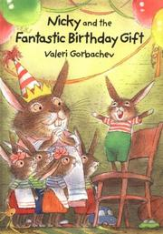 Cover of: Nicky and the fantastic birthday gift