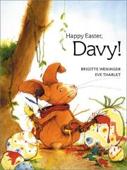 Cover of: Happy Easter, Davy!