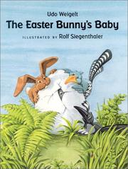 Cover of: The Easter Bunny's baby