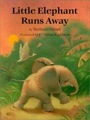 Cover of: Little elephant runs away