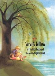 Cover of: Sarah's willow by Friedrich Recknagel