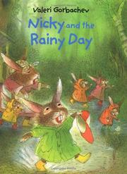 Cover of: Nicky and the rainy day