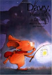 Cover of: Davy, help! It's a ghost!