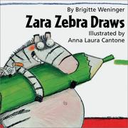 Cover of: Zara Zebra draws
