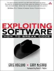 Cover of: Exploiting Software | Greg Hoglund