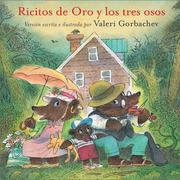 Cover of: Ricitos de oro y los tres osos