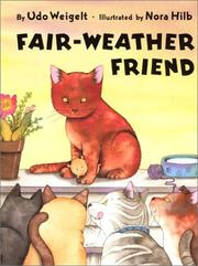 Cover of: Fair-weather friend
