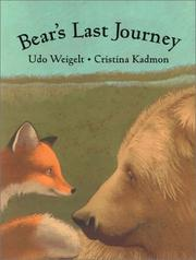 Cover of: Bear's Last Journey