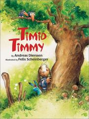 Cover of: Timid Timmy | Andreas Dierssen