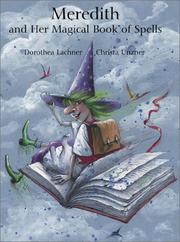 Cover of: Meredith and her magical book of spells