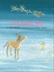 Cover of: Little Donkey's Wish (LE) | Udo Weigelt
