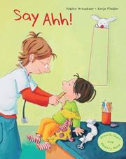 Cover of: Say Ahh!