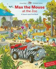 Cover of: Max the Mouse at the Zoo (Search and Find)