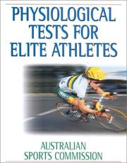 Physiological Tests for Elite Athletes by