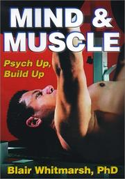 Cover of: Mind and Muscle | Blair Whitmarsh
